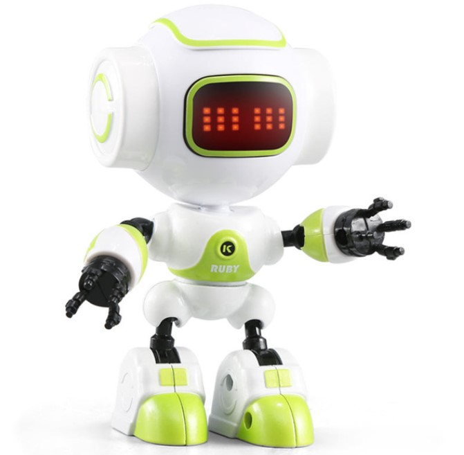 Kid's Touch Control DIY Smart Robot