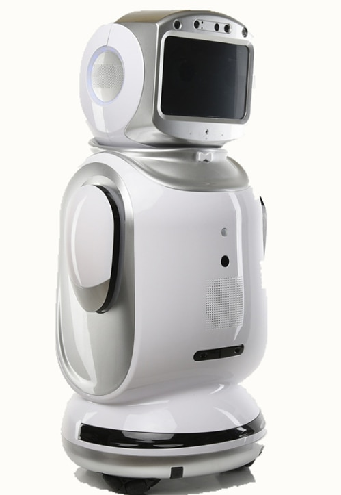 Android wifi Smart Scooter function dialogue voice Navigation obstacle avoidance robot